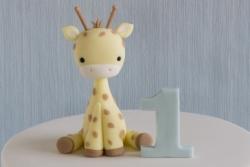 Bertie's Giraffe