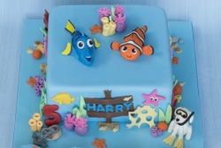 Harry's Underwater Cake