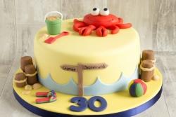 Overstrand Cake