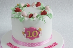 Strawberry 10th Birthday