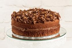 Chocolate Fudge Sponge
