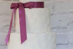 Lace Bow Cake